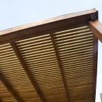 Techos de madera en Chile