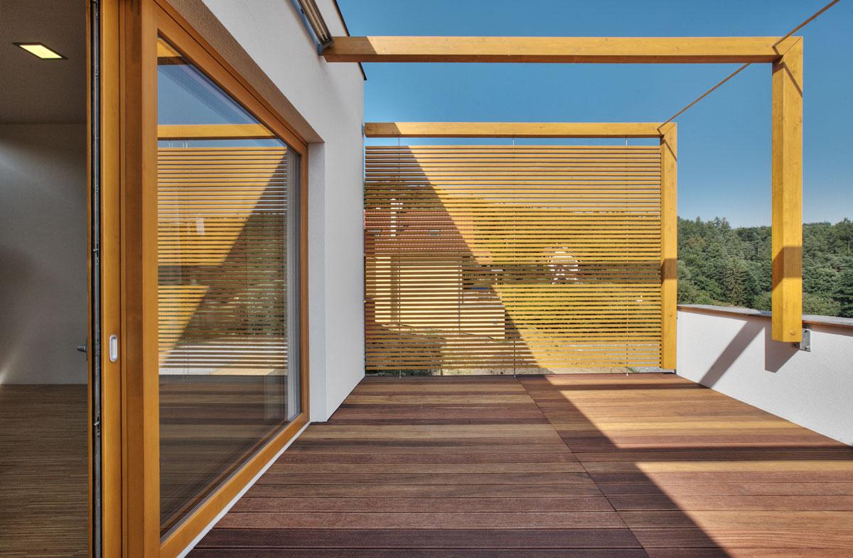 Terrazas de madera terraza y madera for Terraza de madera exterior