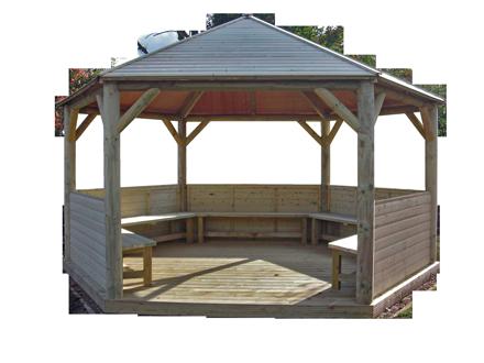 prgolas de madera - Pergola De Madera