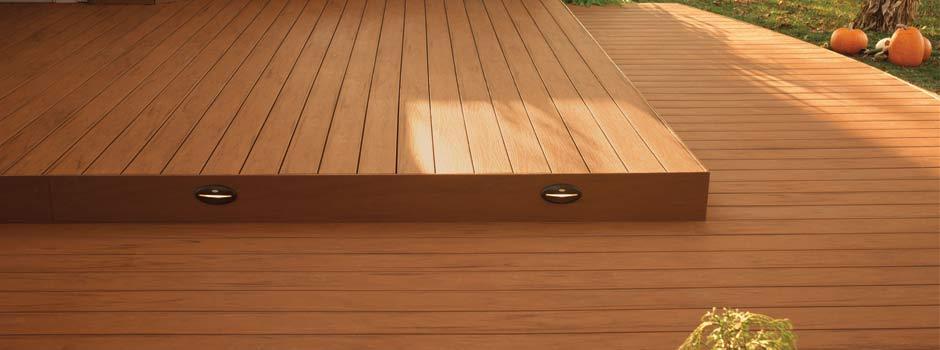 pisos hechos en madera