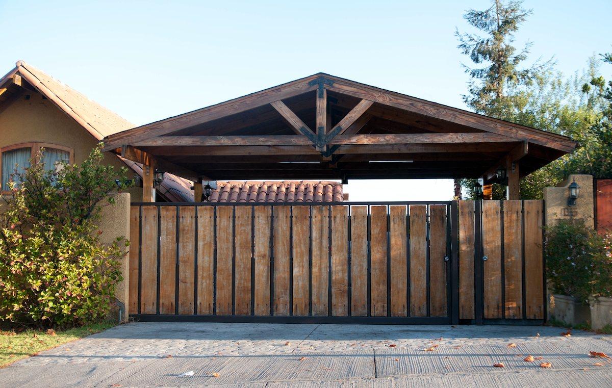 Portones rusticos y puertas rusticas tattoo design bild - Puertas de casa ...