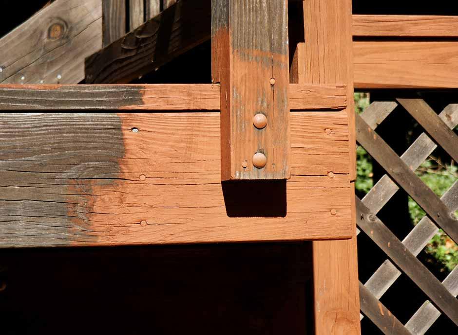Mantenimiento de terrazas de madera for Terrazas madera
