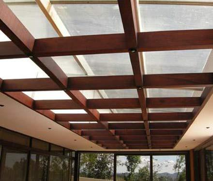 Mantenimiento de terrazas de madera - Techos de madera para terrazas ...