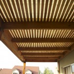 Cobertizos en madera