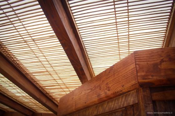 Cobertizos en madera construcci n y mantenimiento for Cobertizo de madera tratada