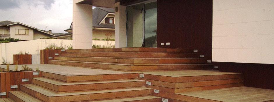 Terraza Y Madera Construcción De Terrazas En Madera